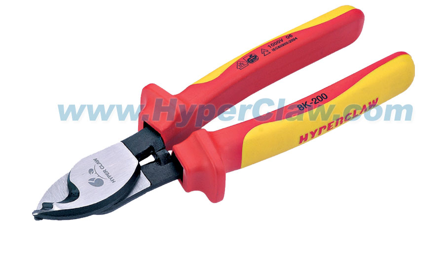 VDE pliers from plier manufacturer, HyperClaw