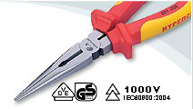 VDE EN60900 Long Nose Pliers